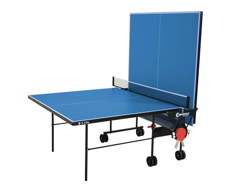 sponeta s 1 13 e outdoor tischtennisplatte blau sport klaus. Black Bedroom Furniture Sets. Home Design Ideas
