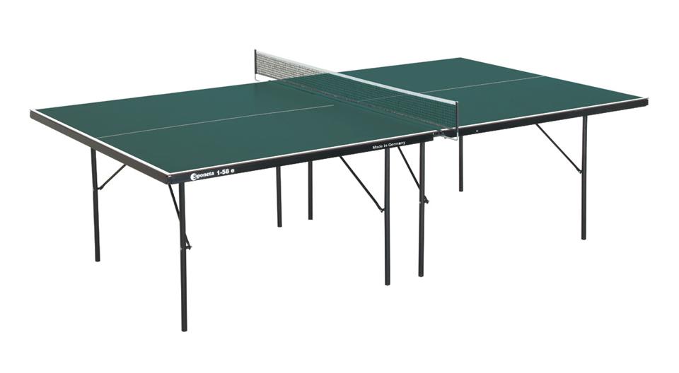 sponeta s1 58e outdoor tischtennisplatte tischtennistisch. Black Bedroom Furniture Sets. Home Design Ideas