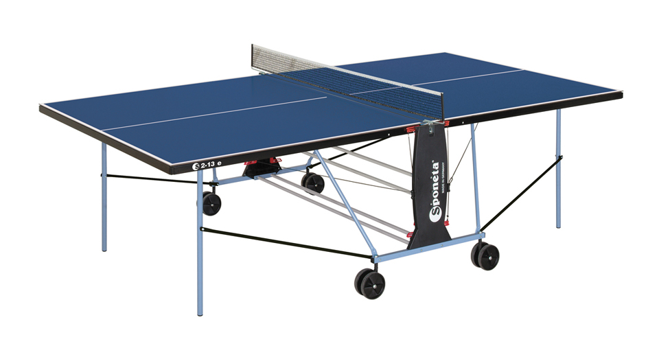 sponeta s2 13e outdoor tischtennisplatte tischtennistisch. Black Bedroom Furniture Sets. Home Design Ideas