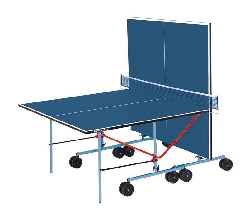 sponeta s2 62e outdoor tischtennisplatte tischtennistisch gr n sport klaus. Black Bedroom Furniture Sets. Home Design Ideas